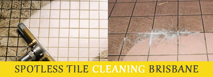Professional Spotless Tile and Grout Cleaning in Woolooman