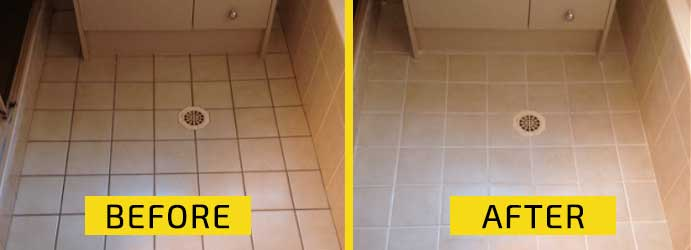 Tile and Grout Cleaning Fishermans Bend
