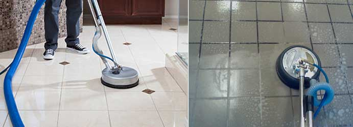 Indoor Tile Cleaning Shallow Inlet