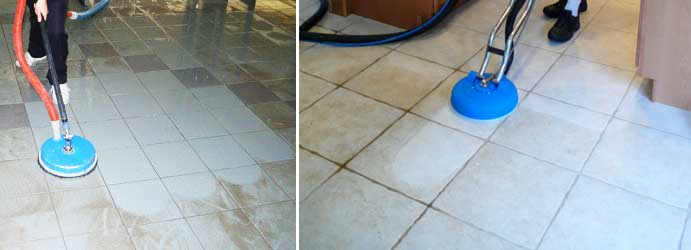 Tile and Grout Cleaning Services Indented Head