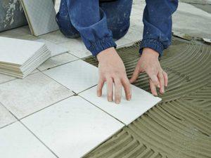Tile Repair Service