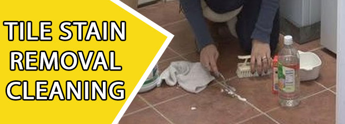 Tile Stain Removal Cleaning