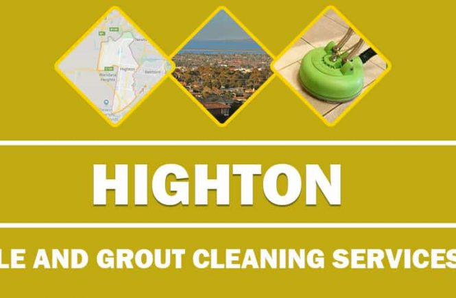 TILE AND GROUT CLEANING HIGHTON