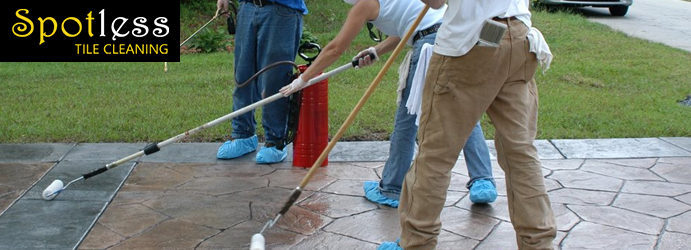 Professional Concrete Sealing Services