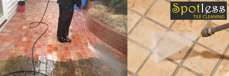 Tile High Pressure Cleaning