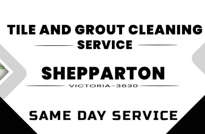 TILE AND GROUT CLEANING SHEPPARTON